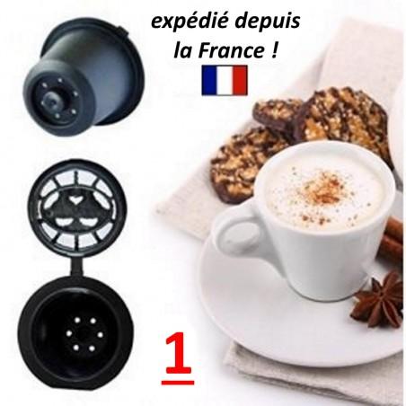 1 capsule Nespresso économique rechargeable
