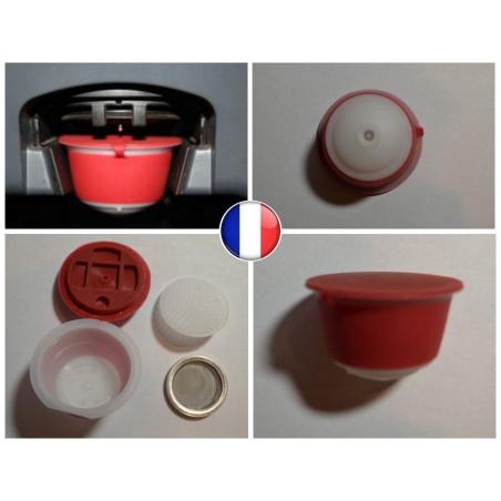 1 dosette rechargeable Dolce Gusto capsule réutilisable