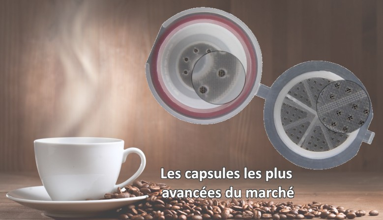 dosettes rechargeables nespresso